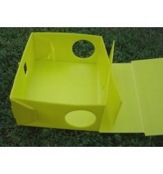 Boîte à appât nuisibles (rats, souris) en plastique