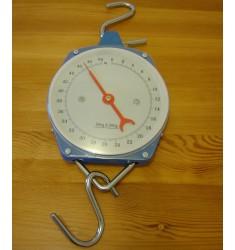 Peson dynamométrique à cadran 50kg