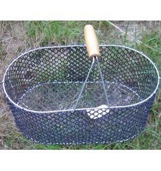 Panier à récolte pour coquillages en plastique 13 litres