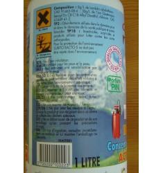 Subito BACTO-S 1L insecticide désinfectant à diluer dans 50L - senteur pin
