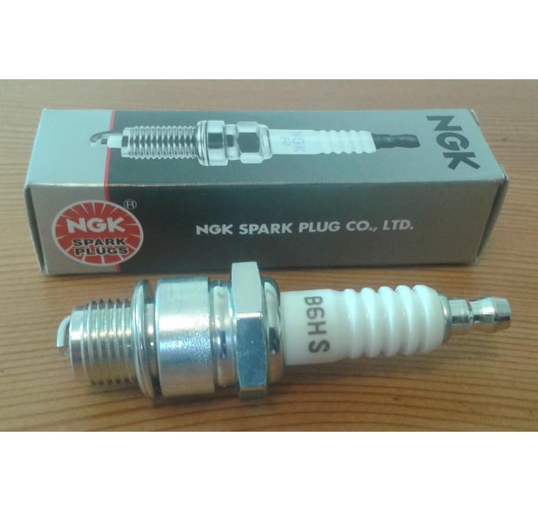 Bougie d'allumage NGK B6HS (Equivalent W7A L82 L85 L86C)