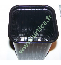 30 pots de semis 7x7x8cm plastique thermoformés carrés