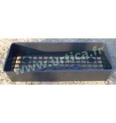 Clayette FACP 10 godets de 7cm (Fonds ajourés/cotés pleins)