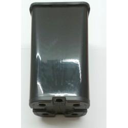 Conteneur carré à forme haute en plastique injecté 1,5 litres